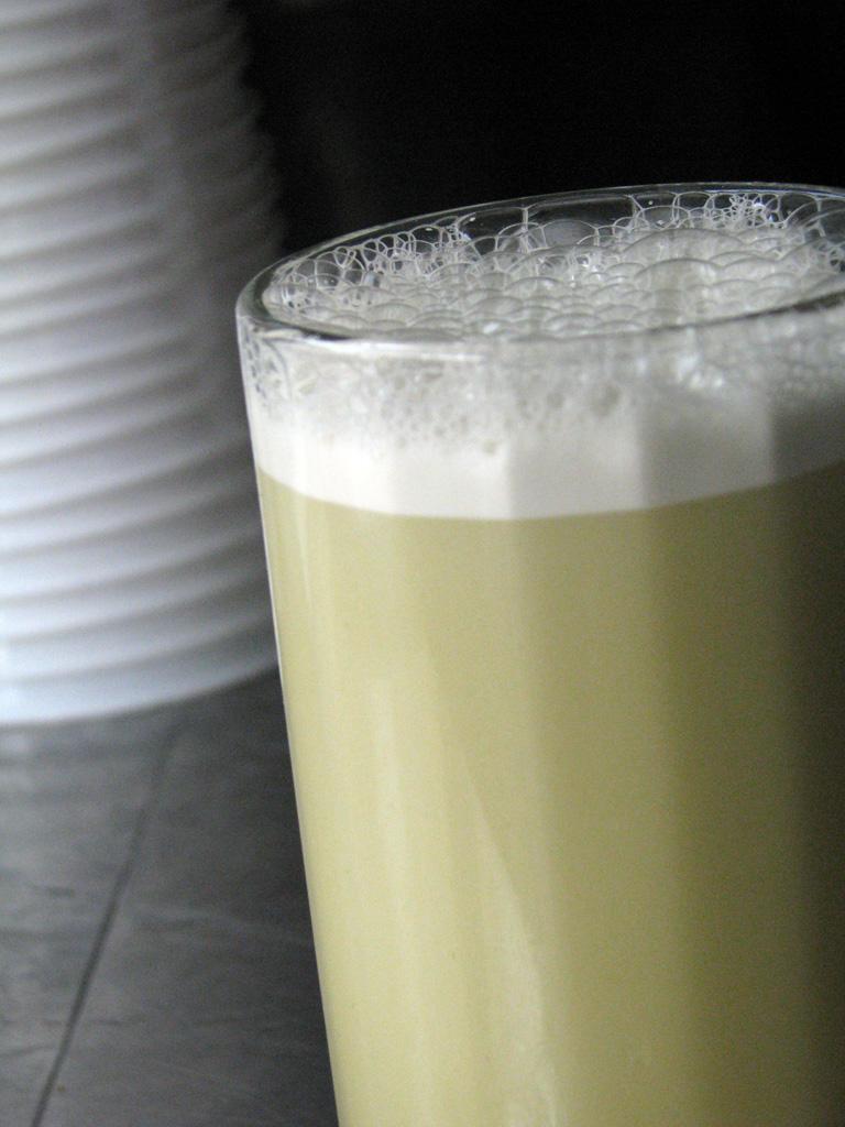 Sugarcane Juice.