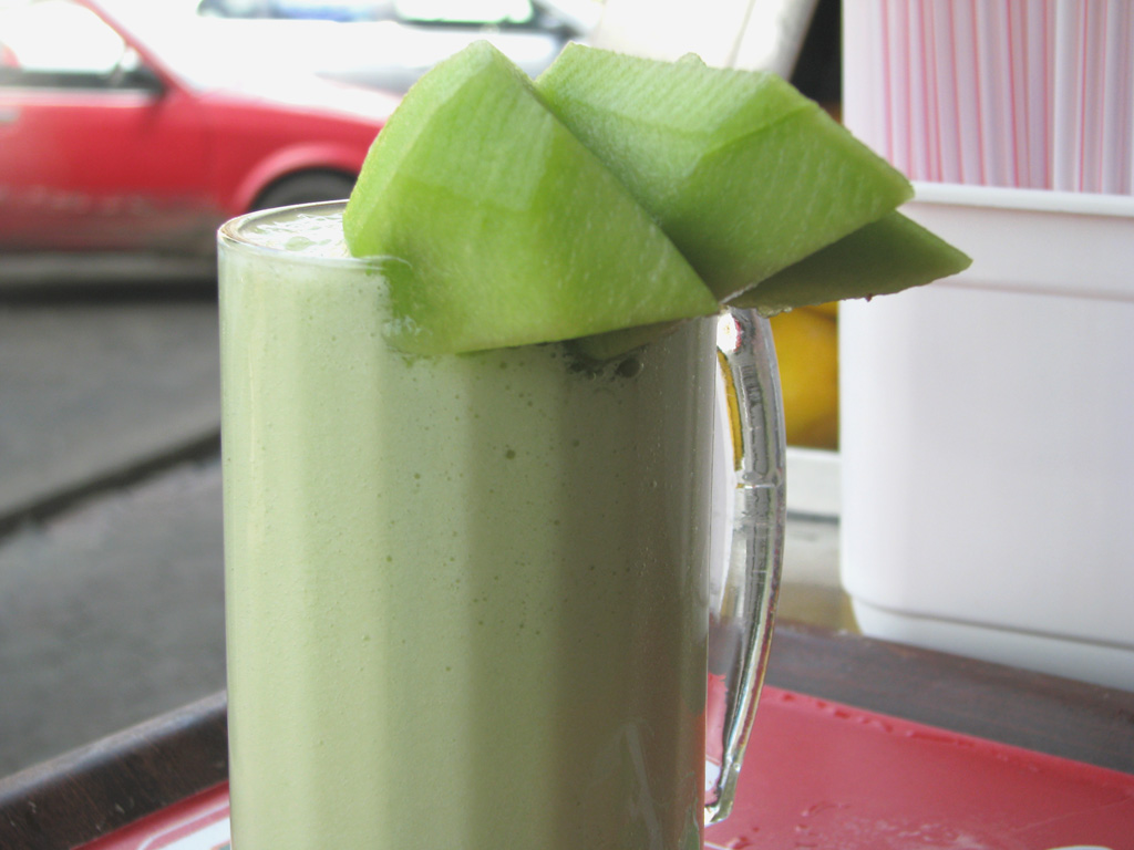 Cantaloupe Juice (Melon)