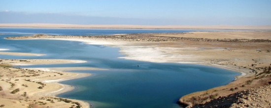 Wadi Al Rayan Lake