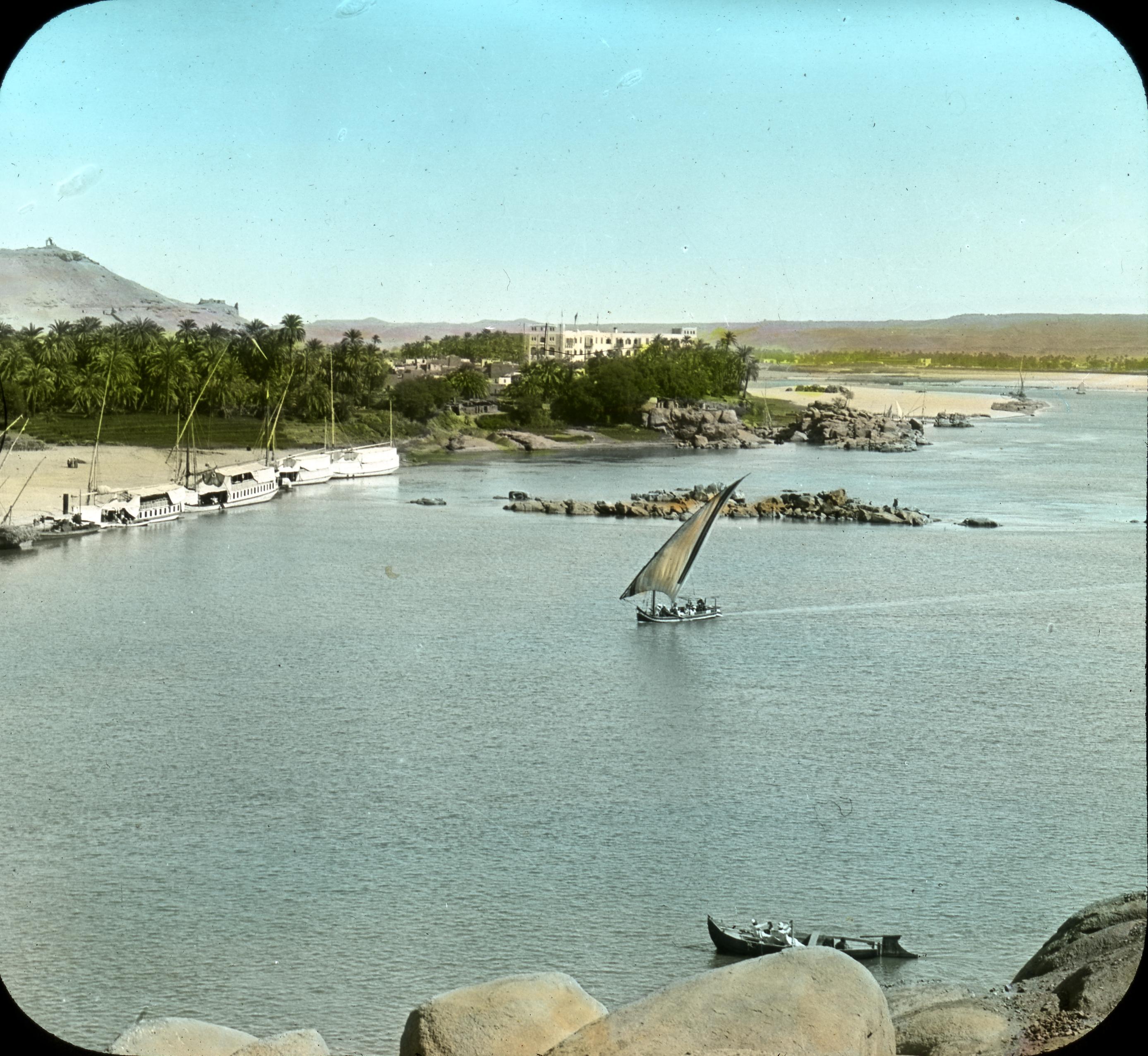 013 - Egypt - Verdant Elephantine Island