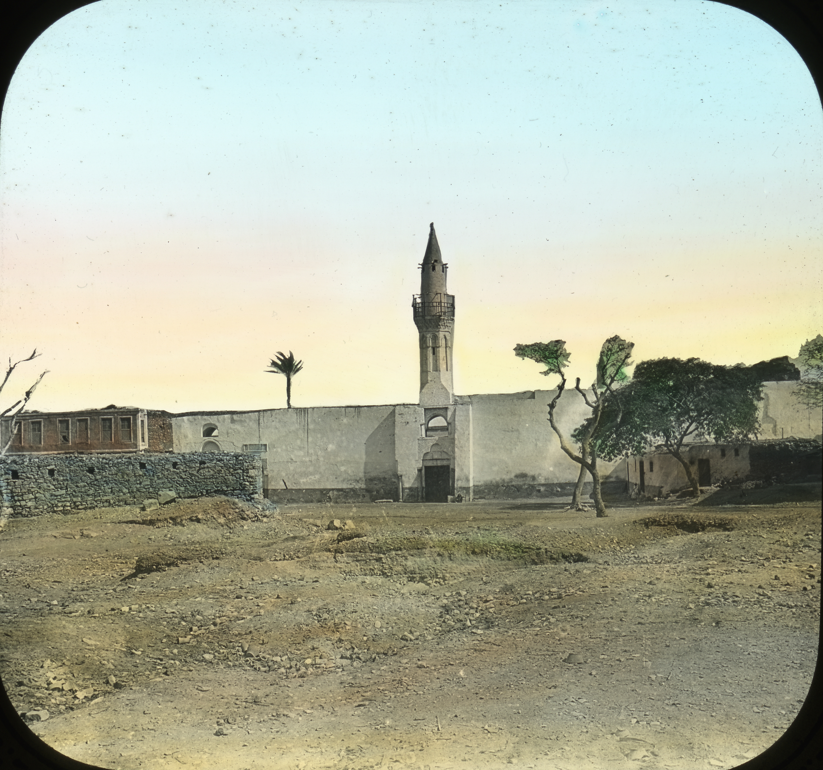 021 - Egypt - Mosque of Amr, Old Cairo