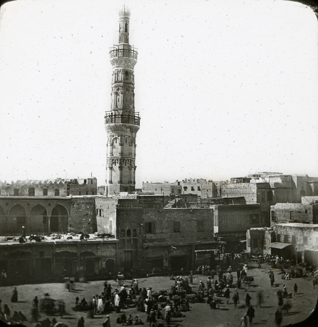 Egypt: Mosquee d'Ibrahim, Pacha, Alexandria