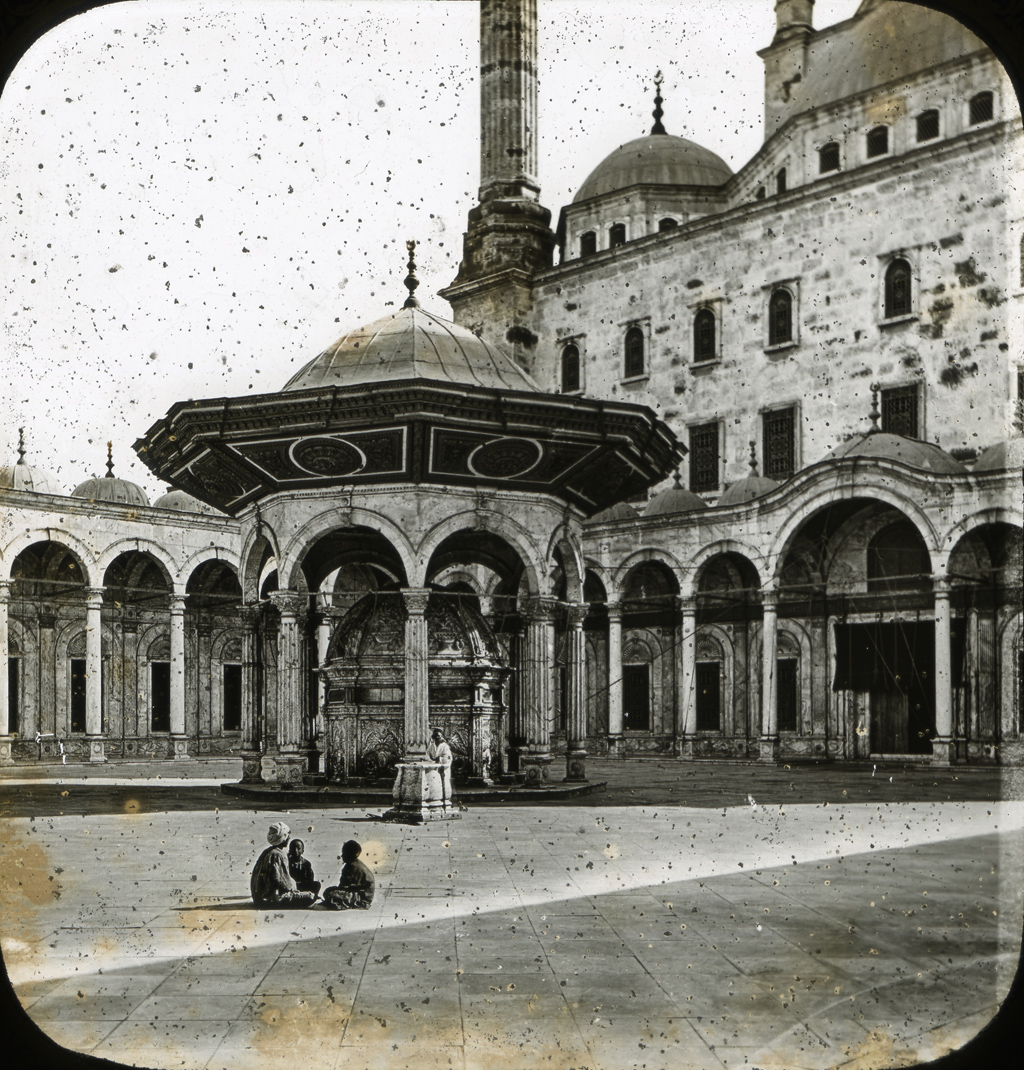Egypt: Fountain of Ablution, Mosque of Mahomet Ali, Cairo