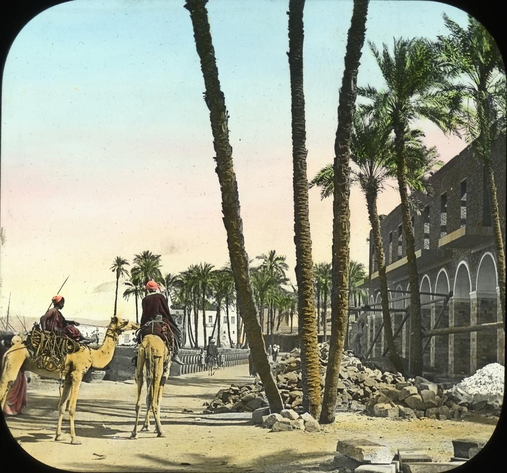 Egypt: New Hotel, Assuan