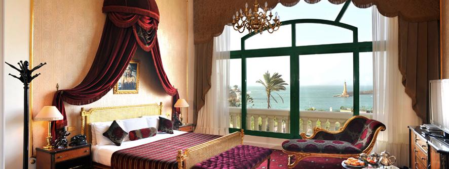 El Salamlek Palace Hotel, Alexandria