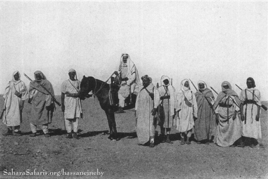 hassanein1924natgeog-p237-armedmen